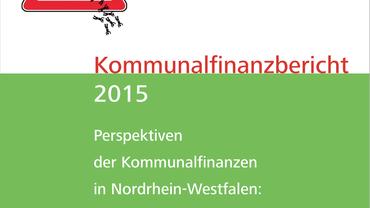 Titelbild Kommunalfinanzbericht 2015