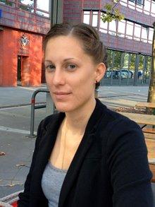 Portraitfoto Anna Dethlefsen
