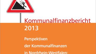 Titelbild Kommunalfinanzbericht 2013