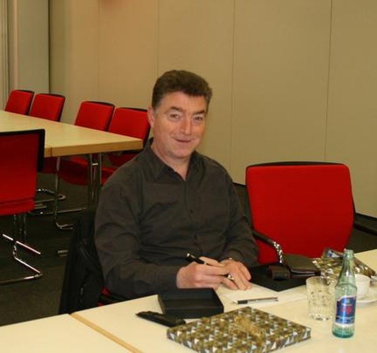 ehemaliger Sprecher des Landesfacharbeitskreises Bäder Bernd Jansen