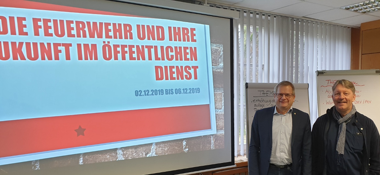 Gespräch mit MdL Schnelle (CDU)